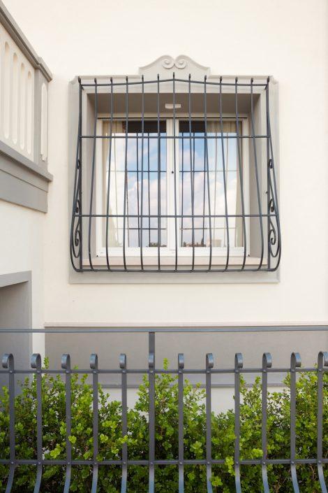 Antintrusione finestre e scuroni